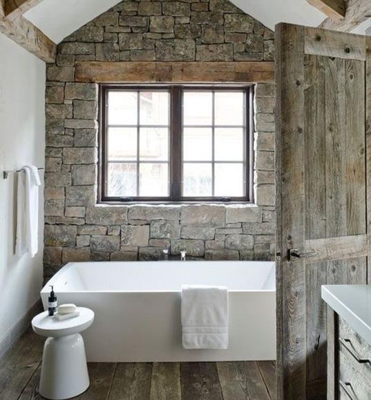 Magnolia bathroom renovation