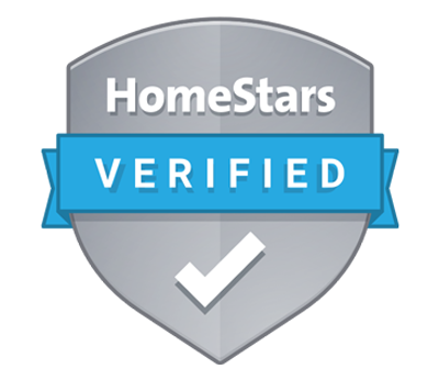Homestars verified logo